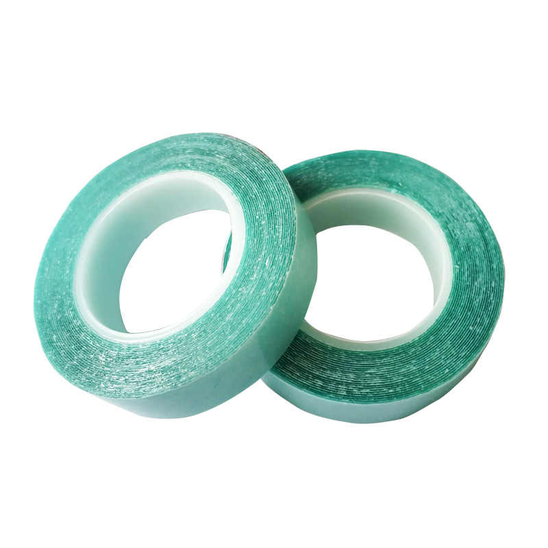 Wholesale 3pcs 1cmX3m CPAM SUPER HAIR TAPE Adhesive Double Side Tape for remy human hair, tools for hair extension