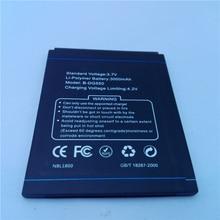 цена Original Battery for DOOGEE DG550 Smartphone 2600mAh Li-Polymer Battery for DOOGEE Dagger DG550