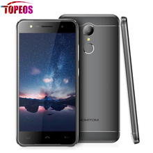 Оригинальный 5.0 дюймов Doogee HOMTOM HT37 Android 6.0 смартфон MTK6580 Quad Core 2 ГБ Оперативная память 16 ГБ Встроенная память 8MP 1280*720 отпечатков пальцев 3000 мАч телефон