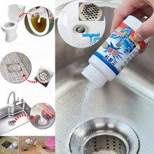 Desodorante de tuberías de alcantarillado para cocina, agente de dragado de tuberías fuertes, herramienta de limpieza de inodoros, agente de dragado de tuberías fuerte para limpiar el inodoro