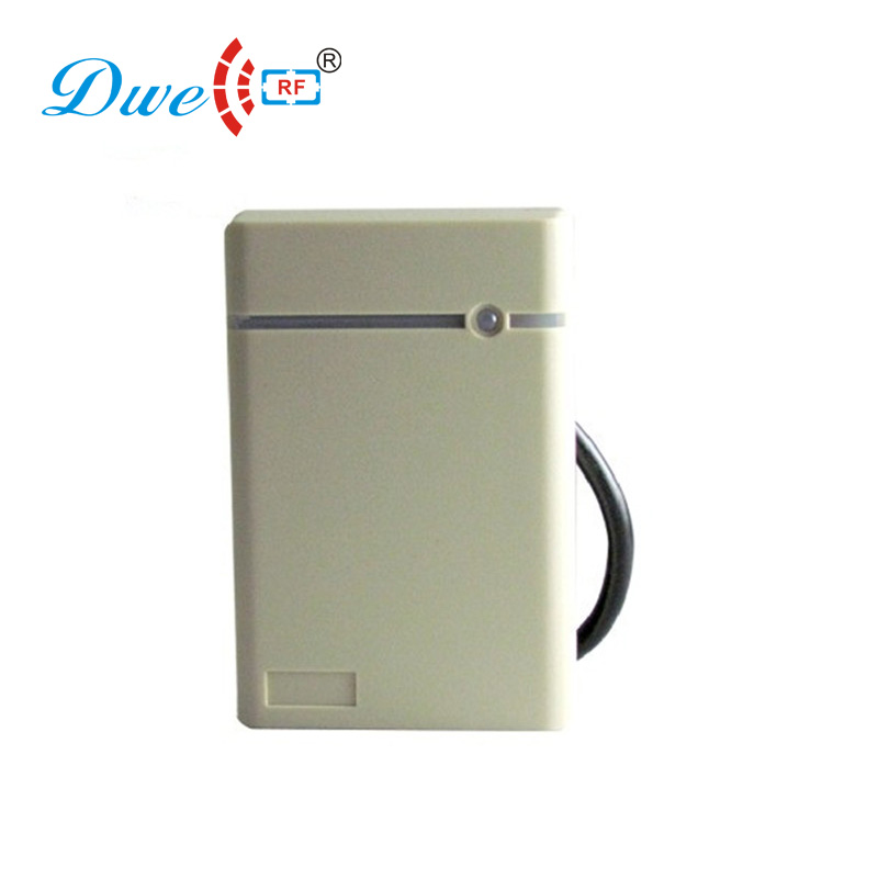 DWE CC RF access control card reader rs232 or rs485 chip card readers low cost EMID contactless reader