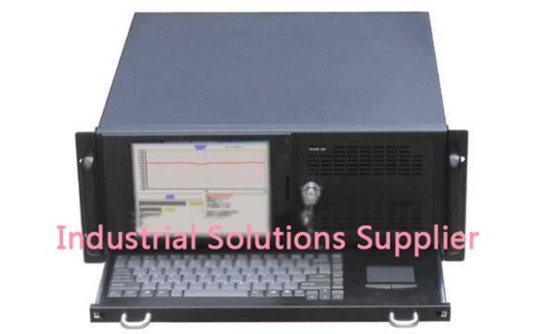 New 4U Machine Industrial Computer Case With LCD Only CaseNew 4U Machine Industrial Computer Case With LCD Only Case