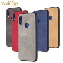Jeans Texture Series Soft TPU Cases For Xiaomi Redmi 6 6A 6Pro Note 7 7Pro Case Mi A2 Lite Ultra-thin Covers