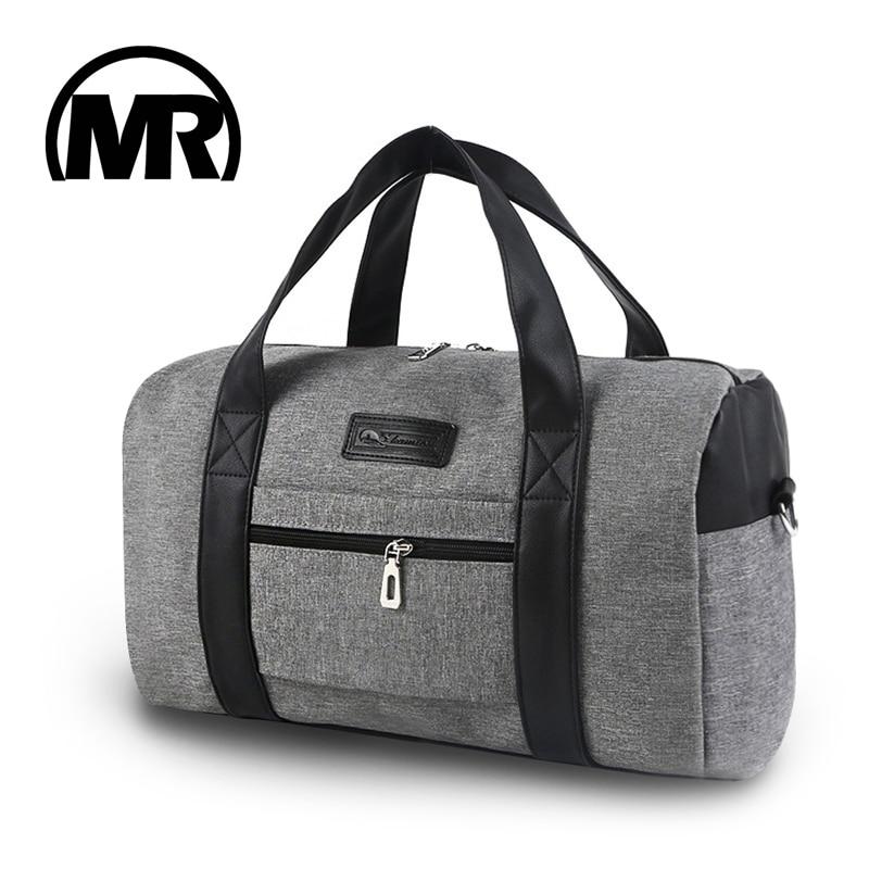 남성 여성 주말 가방에 대 한 MARKROYAL 경량 패션 여행 - 짐 가방