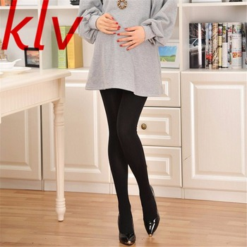 120D Women Pregnant Socks Maternity Hosiery Solid Stockings Tights Pantyhose   tights