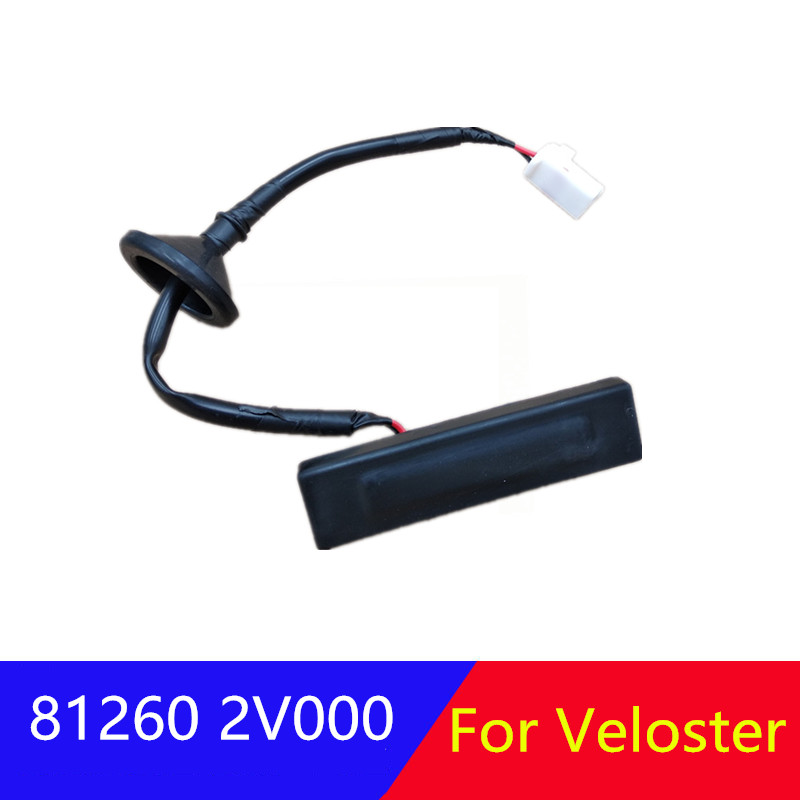 81620-2V000 For Hyundai Veloster 2011-2015 Genuine Tailgate Open Button Trunk Lid Outside Handle Switch Button 812602V000
