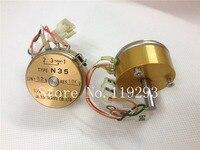 [[BELLA]Used in Japan conductive plastic potentiometer N35 10K potentiometer 1PCS