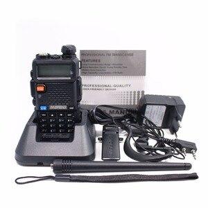 Image 5 - Baofeng UV 5R 8W High Power Powerful walkie talkie Two Way Radio 8Watts cb portable radio 10km long range pofung UV5R Hunting