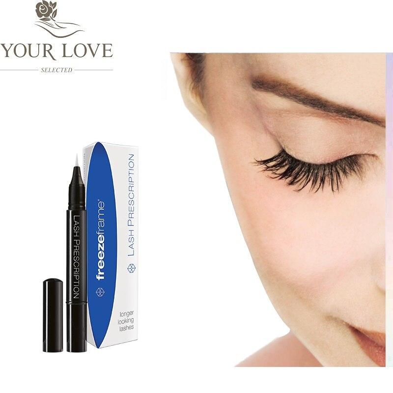 Freezeframe Potent Lash Prescription increase lash length fullness Lash appearance Safe Non hormone Eyelash Growth Treatment