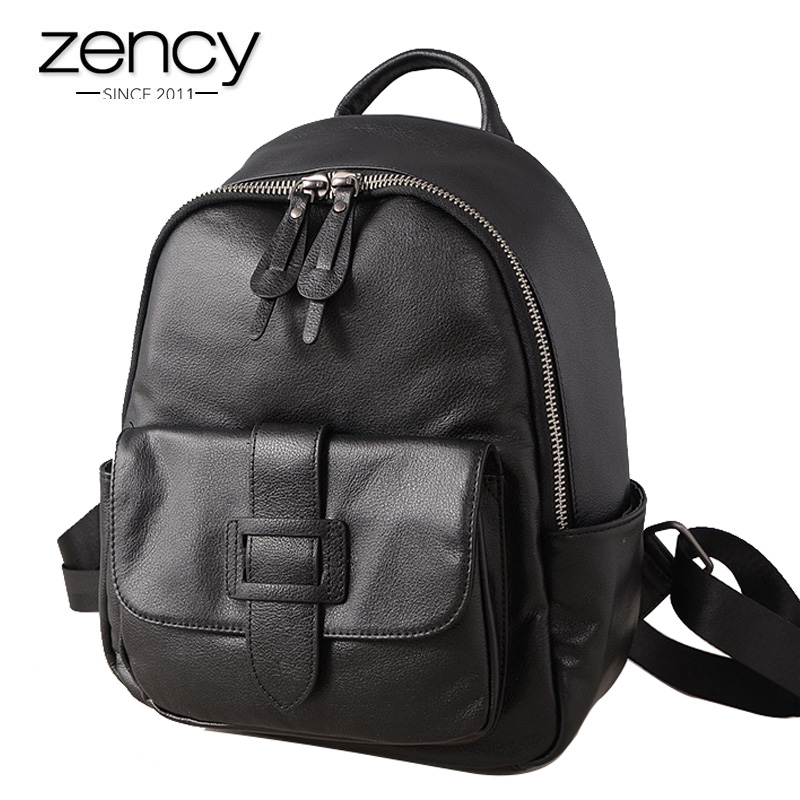 Fashion Soft Genuine Leather backpacks Women shoulder bags High Capacity Multi Carry ways pack Classic Lady Design Travel Bolsa 2016 new famous brand women backpacks fashion genuine leather shoulder bags multi functional lady real leather travel bag