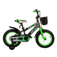 Children's bicycle 16 inch mountain bike 3 8 year old children's car