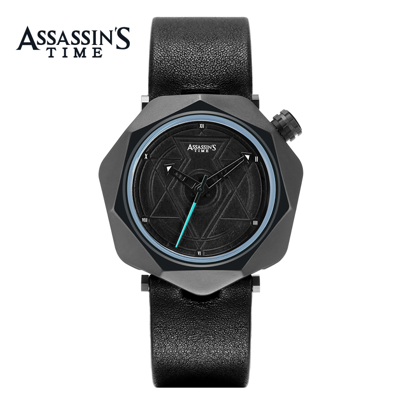 Assassin's Time Mens Watches Top Brand Luxury Impermeable Hombres - Relojes para hombres - foto 3