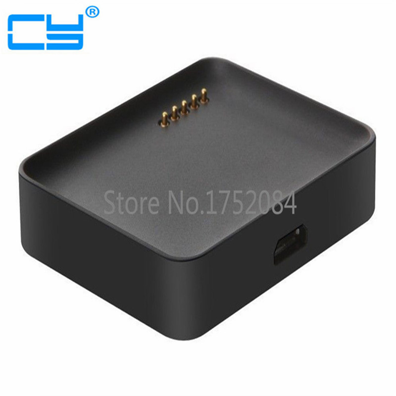 Free Shipping New Arrival tvc-mall Black Charging Dock Charger Cradle w/ Cable for LG G Watch W100
