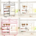 Jewelry Display Holder Stand Bracket for Earring Necklace Multifunctional KQS