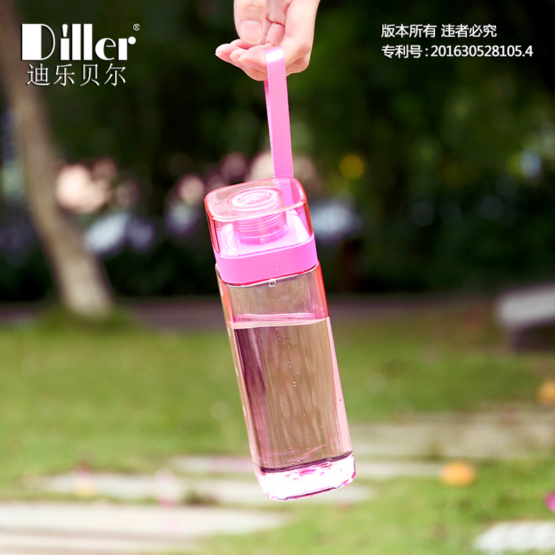 Diller 550ML Шығармашылық кеңістік Су - Тағамдар, тамақтану және бар - фото 4