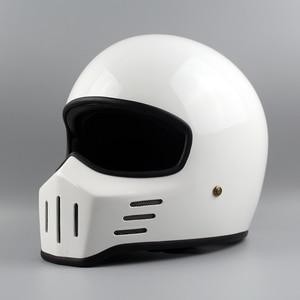 Image 2 - Casco de motocicleta TT CO Thompson TT01 Spirit Rider, cascos integrales de Motocross, compacto y ligero, casco de motocicleta Vintage