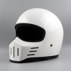 Image 2 - Casque de Moto de marque TT01 Spirit Rider