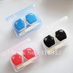 Hot -piggy lovers mate contact lenses box
