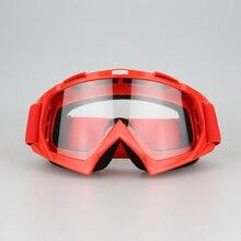 Мотокросс Очки Очки Мужчины Женщины Off Road Шлемы Спорт Gafas Goggle Для Велосипеда Грязи Ясно Объектив Новое Прибытие