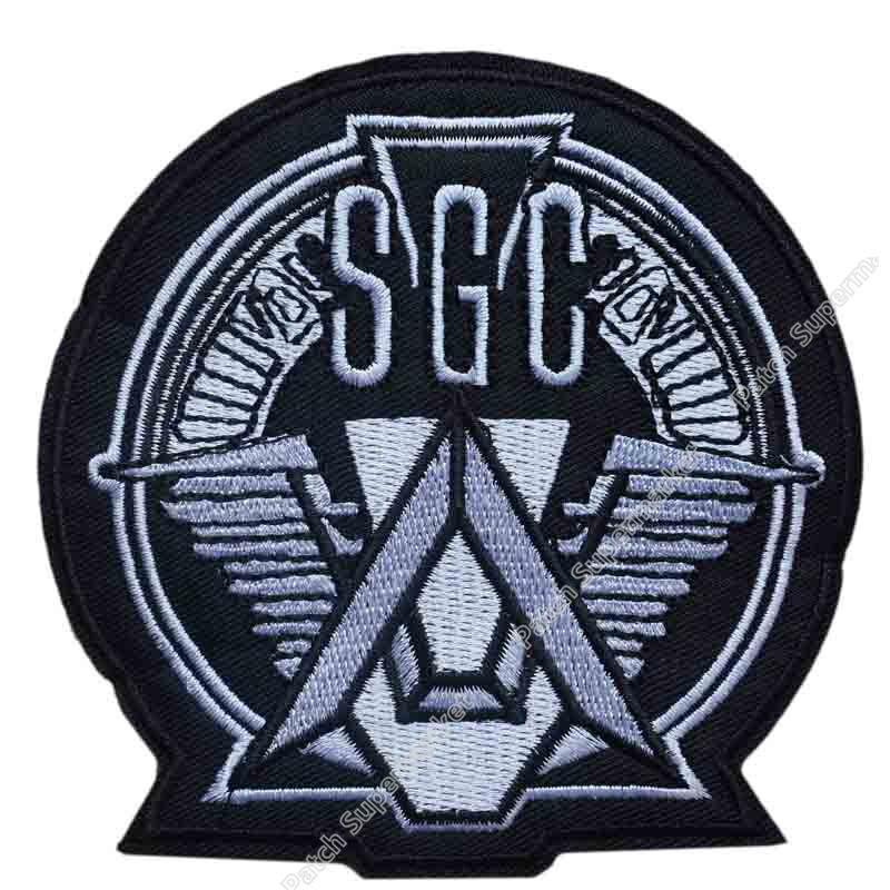 Filme & Dvds Stargate Sg-1 Aufnäher Patch Us Air Force Cosplay Tv-fanartikel