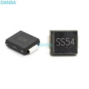 SMD Schottky Diode SS14 1N5819 SS24 SR240 SS34 1N5822 SS54 1N5824 SS16 SR160 SS26 SR260 SS36 SR360 SS56 SR560 B5819W