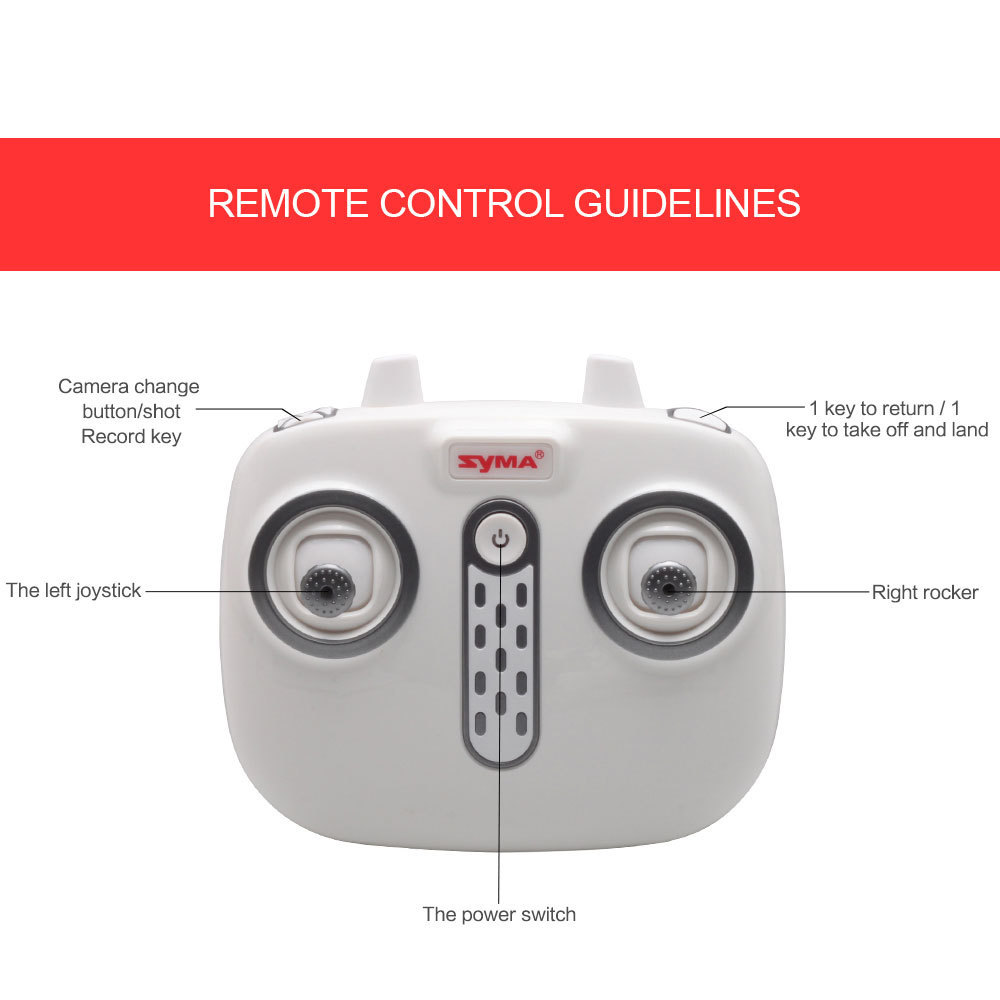 Image 5 - Newest Syma W1 Drone Gps 5g Wifi Fpv With 1080p Hd Adjustable Camera Following Me Mode Gestures Rc Quadcopter Vs F11 Sg906 Dron-in RC Helicopters from Toys & Hobbies