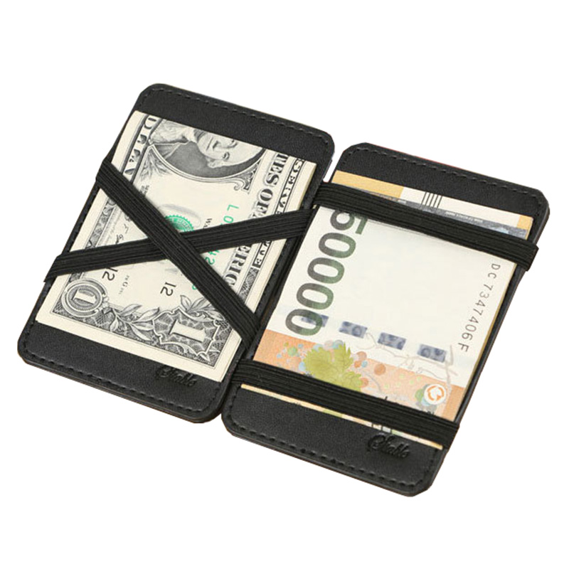 Passport cover Leather Men Wallet Famous Brand Top Grade Short Small Purse Card Cover on the