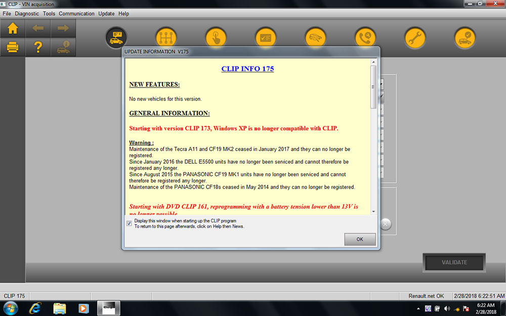 Neueste V187 Software CD für Renault Kann clip Diagnose Werkzeug