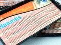 30 Paquetes Individuales de la Pestaña Falsa Lashes Pestañas Extensión Tiras Mix Tamaño 8mm/10mm/12mm No nudo C-lash 0.12mm Bengalas Negro