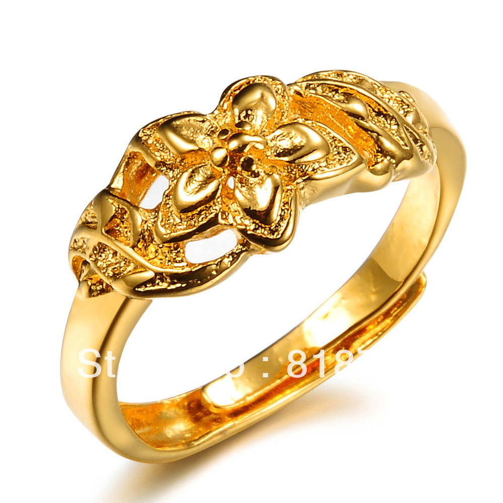 Unique Design Gold Rings Jewellery Fashion Engagement Rings Vners
