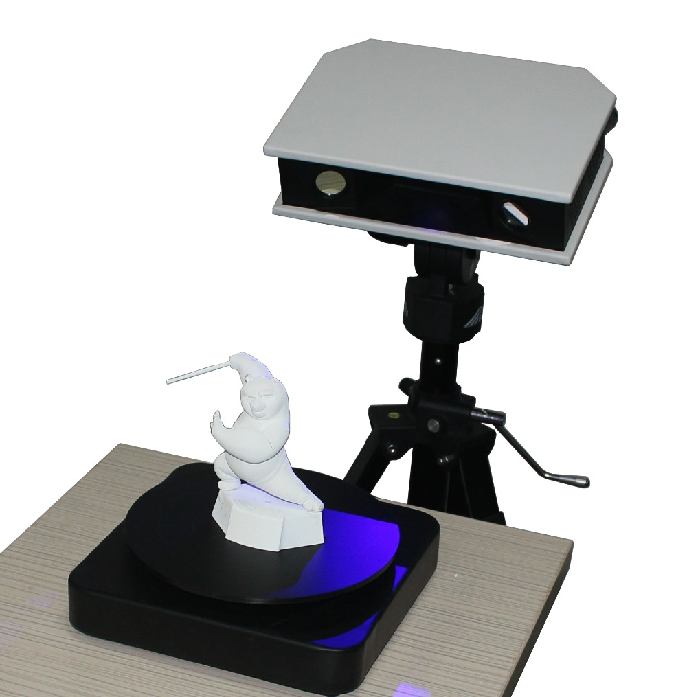 Open Source DIY 3d Scanner Kit For 3d Printer, Designer And Engineer DIY Basic 3D Scanner Kit