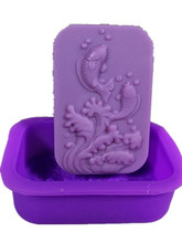 Fish Pattern Silicone Soap Mold Craft Bath molds Handmade Making mould