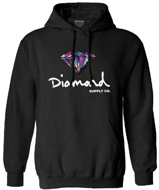 mens fashion harajuku sweatshirt 2017 autumn diamond hooded fleece long sleeve men funny tracksuit hoodies male streetwear mma