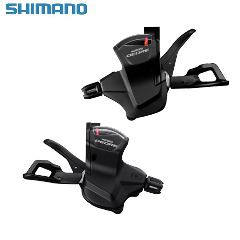 SHIMANO DEORE SL M6000 2x10 Speed MTB Shifter Lever Trigger Mountain Bike Shifter Left & Right With Inner Cable Shifter Window 2016 new shimano m4050 hydraulic brake intergrate with 3x9s 27s shift lever mtb mountain bike calipers left