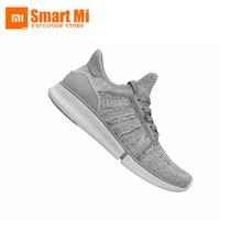 Оригинал xiaomi mijia смарт обувь модная высокая хорошее качество дизайн сменных смарт-чип водонепроницаемый ip67 телефон app управления