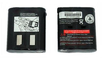 2 Pcs KEBT-071 HKNN4002 Batterie 53617 700 mAh pour Motorola TalkAbout Radio MR350 MJ270 EM1000 MC220 T5000 FV500 FV800 T5950 T6000