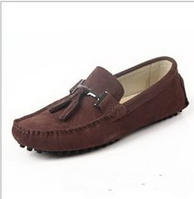 woMen Shoes Flat Casual Genuine Leather  driving Shoes,Mocassins Soft and Comfortable loafers, doug shoes