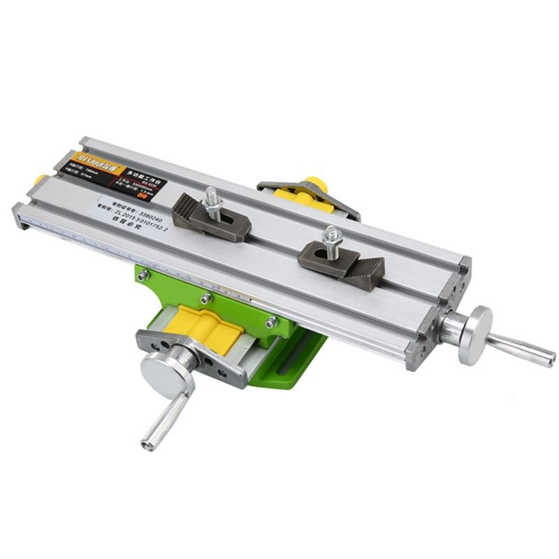 Mini Milling Machines Multifunctional Cross Working Table For Drilling Milling Machine Bench Vise Mechanic Tools fresadora цена