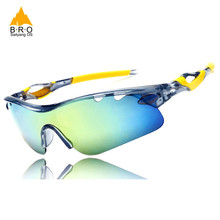 UV400 Cycling Glasses Sports Sunglasses Men Gafas Ciclismo