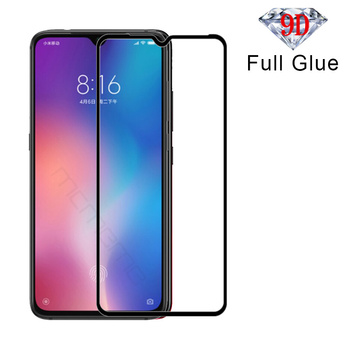 100Pcs/lot Xiaomi mi 9 SE 9SE Full Cover Tempered Glass Screen Protector Film Xiaomi mi9 SE mi9SE Glue Glass Film Xiao mi9 SE