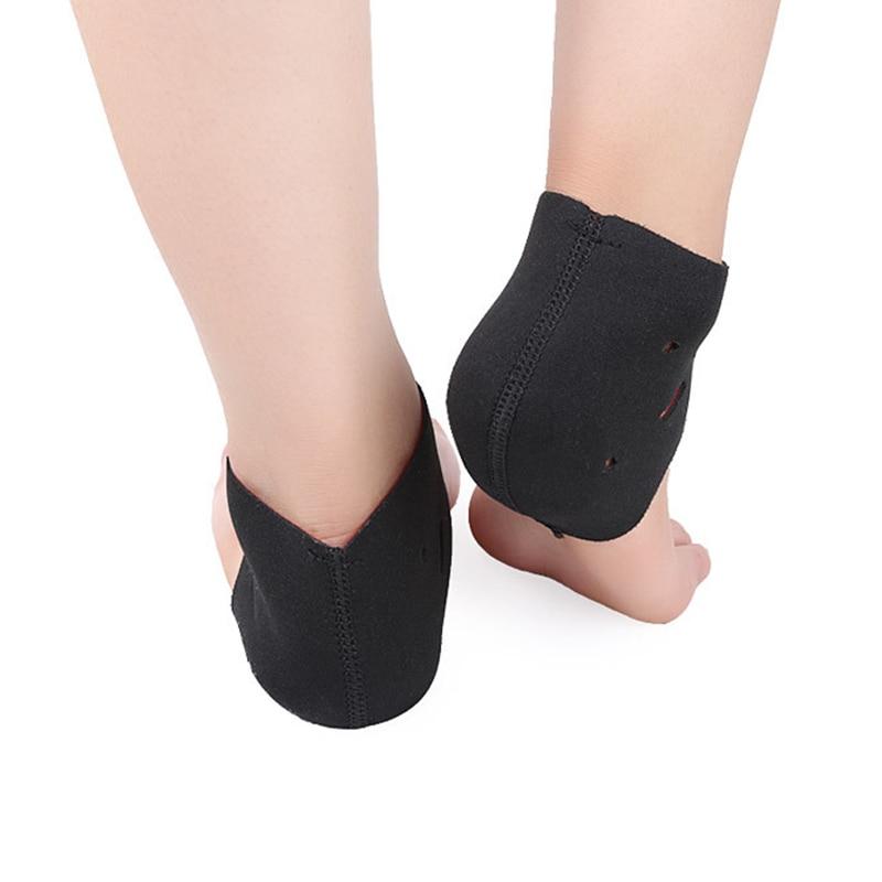 Heel Cushion Socks Plantar Fasciitis Heel Spurs Pain Sport Sock for Men Women Relieve Achilles Tendonitis Foot Care Tool L0080