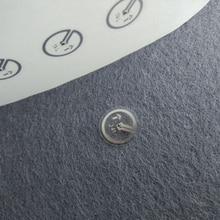 860 960MHz mini krótki zakres UHF RFID J41 naklejki samoprzylepne pasywne 6c RF karty G2 tagi 100 sztuk/partia