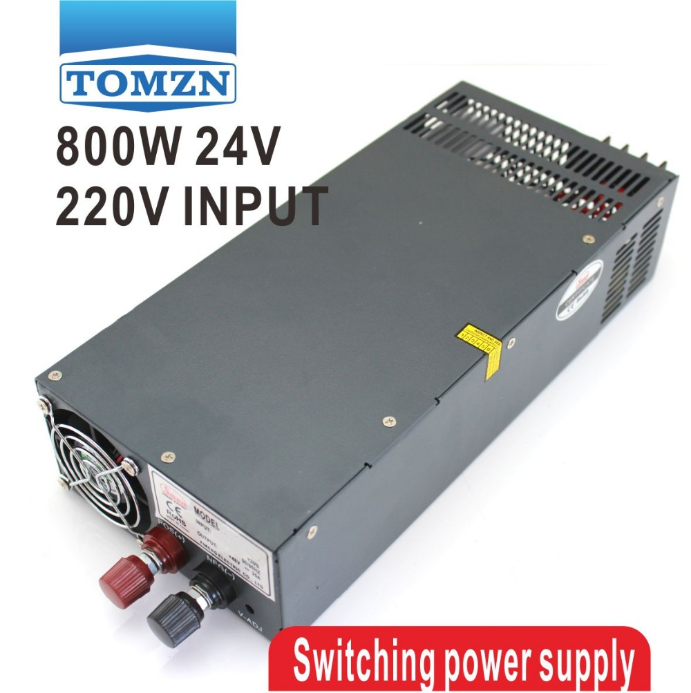 1000W 24V 42A 220V INPUT Single Output Switching power supply for LED Strip light AC to DC 1200w 12v 100a adjustable 220v input single output switching power supply for led strip light ac to dc