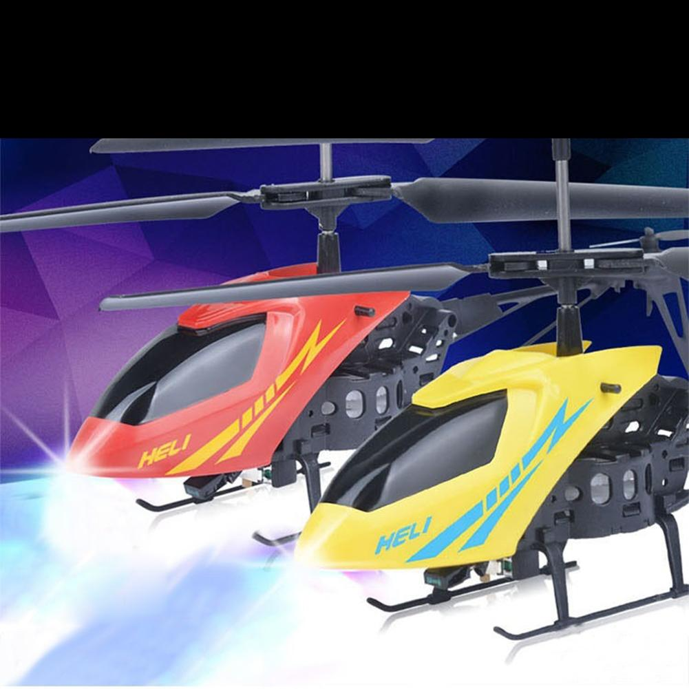 LeadingStar New Mini RC Helicopter 2 5CH Mode2 Radio control ABS Crash Resistant Drones With LED