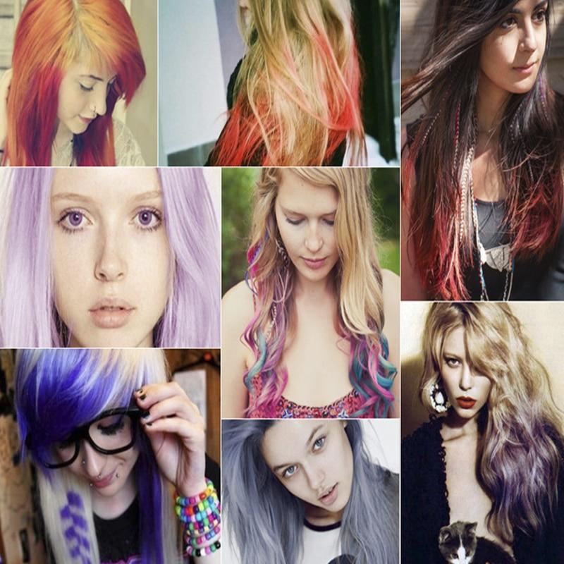 Дизайн модних олівців кольоровим - Догляд за волоссям та стайлінг - фото 2