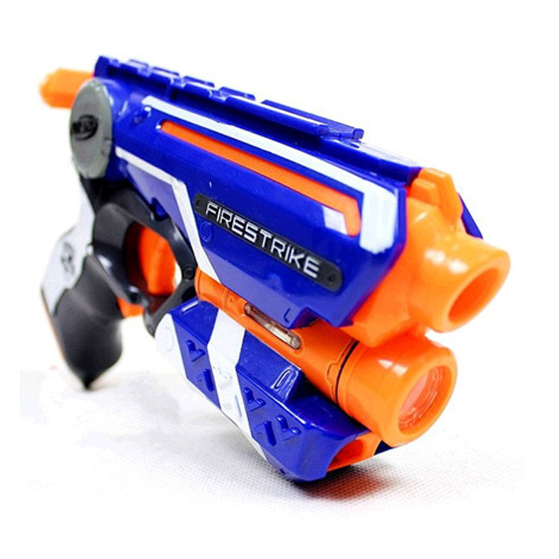Nerf Elite Hot Fire Strike Infrared Ray Soft Bullets Nerf Toy Gun Cheap  Blaster Desert Eagle Manual Kids Pistol Gun Toy | The Bargain Paradise