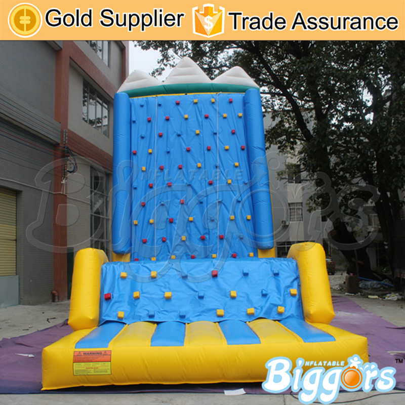 New design inflatable climbing tower moving rock mountain with free blower hot on sale  free shipping 3m inflatable ice cream with blower hot sale inflatable oxford nylon cloth model for inflatable toys