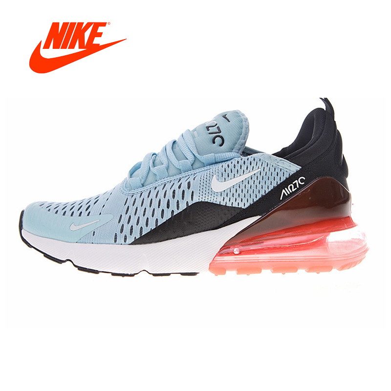 Original New Arrival Authentic Nike Air Max 270 Womens Running Shoes Sneakers Sport Outdoor Good Quality Breathable AH6789-400