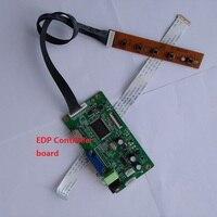 ل B156XTN04.5 DIY تحكم مجلس LCD EDP سائق 30Pin عدة VGA شاشة شاشة عرض 1366X768 15.6