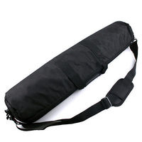 55cm Padded Camera Monopod Tripod Carrying Bag Case For Manfrotto GITZO SLIK Free Shipping